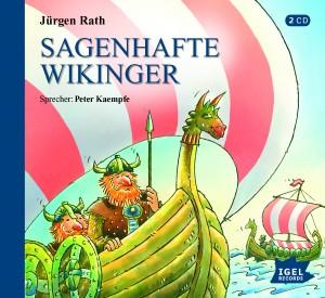 Sagenhafte Wikinger Cover